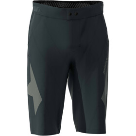 Zimtstern Tauruz Evo Short Homme, pirate black/gun metal